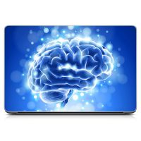 Наклейка на ноутбук - Brainwork Flare