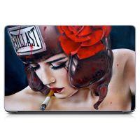 Наклейка на ноутбук - Bloody Knuckles
