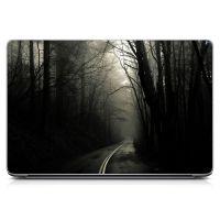 """Універсальна наклейка для ноутбука 15.6""""-13.3"""" Forest Road Матова 380х250 мм"""