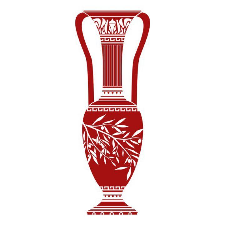 Інтер'єрна Наклейка Glozis Amphora
