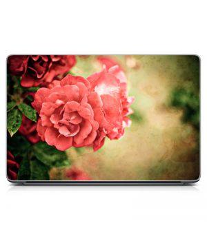 Наклейка на ноутбук - Vintage Rose