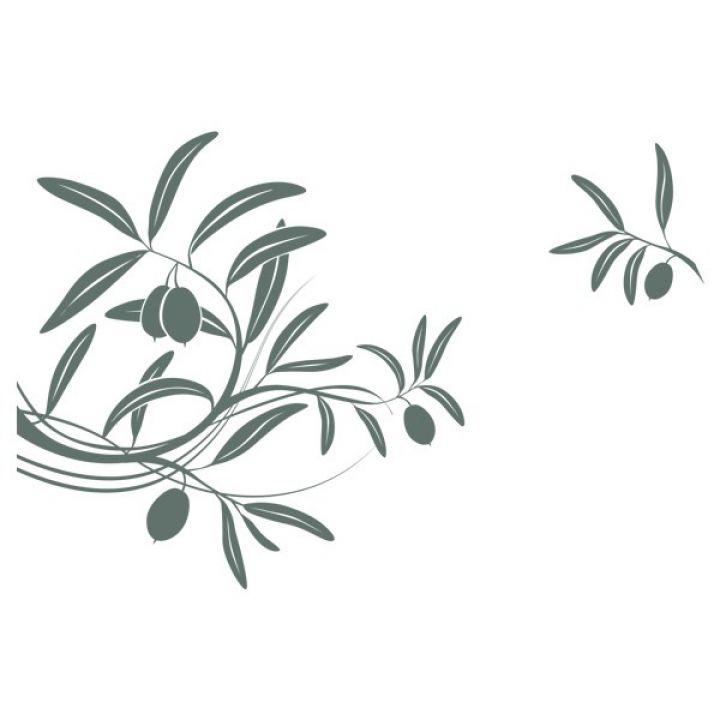 Вінілова Наклейка Glozis Olive