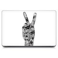 "Универсальная наклейка на ноутбук 15.6""-13.3"" Nike Triumph 380х250 мм"