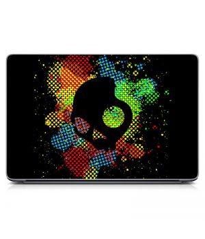 """Универсальная наклейка для ноутбука, 13.3""""-17.3"""" 400x260 мм Skullcandy Матовая"""