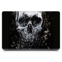 Наклейка на ноутбук - Cranio Anatomia