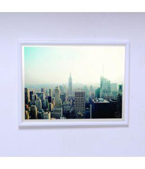 Постер в комнату Утро в большом городе