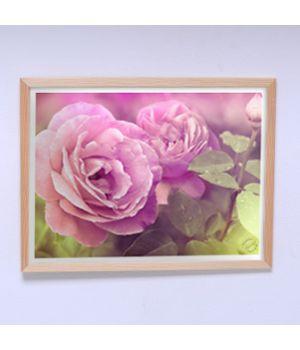 Постер для дома Розы в дымке
