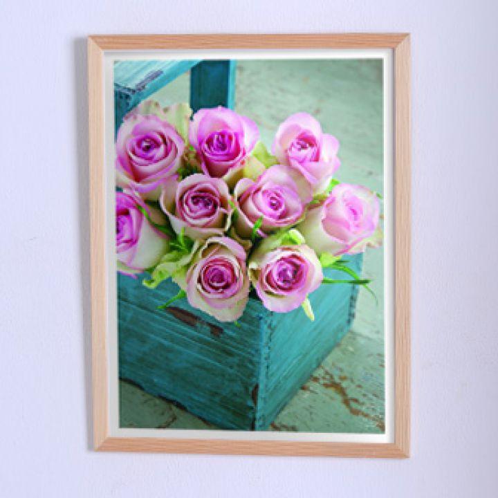 Постер для дома Розы в прованском стиле