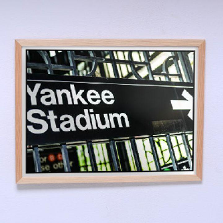 Оригинальный постер Стадион большого города