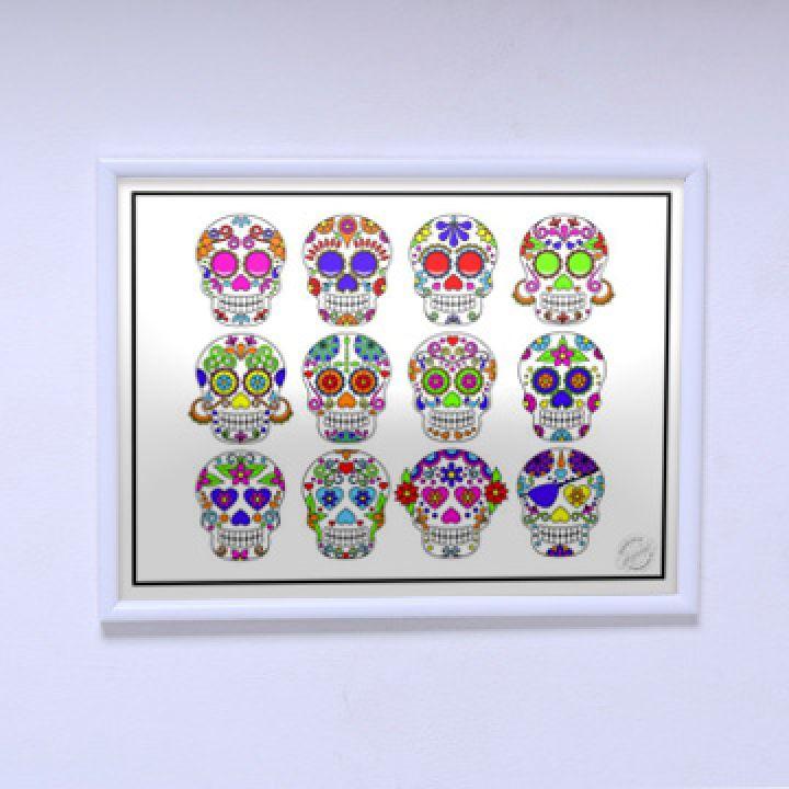 Оригінальний постер Дюжина черепів