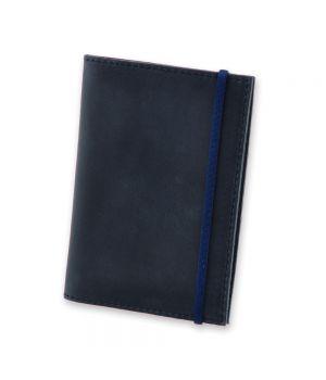 Обложка на паспорт 1.0 (КОЖА1) (ночное небо, 2)