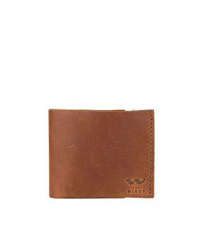 Кожаный мужской кошелек бумажник ручной работы, 76800