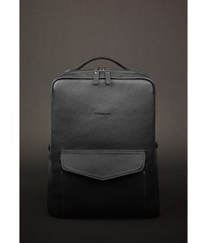 Городской рюкзак на молнии Cooper, нуар