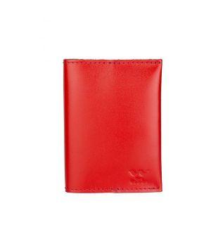 Дизайнерська шкіряна обкладинка на паспорт, 77141