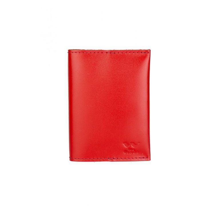 Дизайнерская кожаная обложка на паспорт, 77141
