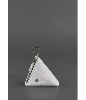 Монетница 2.0 пирамида, белый