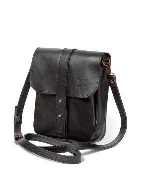 Стильная сумка из натуральной кожи, 78302