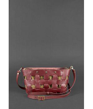 Стильная сумка из натуральной кожи, 78294