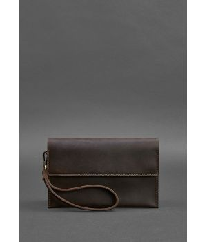 Стильная сумка из натуральной кожи, 78305