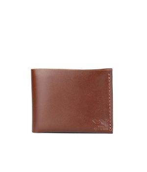 Кожаный мужской кошелек бумажник ручной работы, 76795