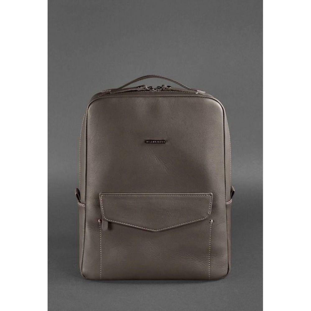 020aa831cf65 Городской рюкзак на молнии Cooper, Мокко - Купить кожаные городские ...