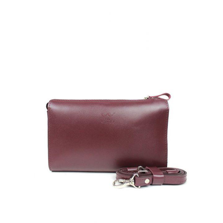 Стильная сумка из натуральной кожи, 78316