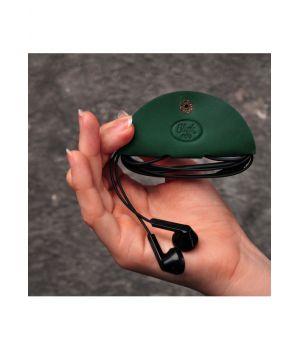 Холдер для навушників Смарагд