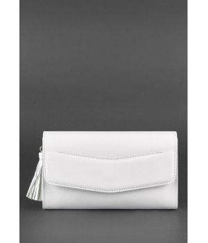 Біла сумка Еліс