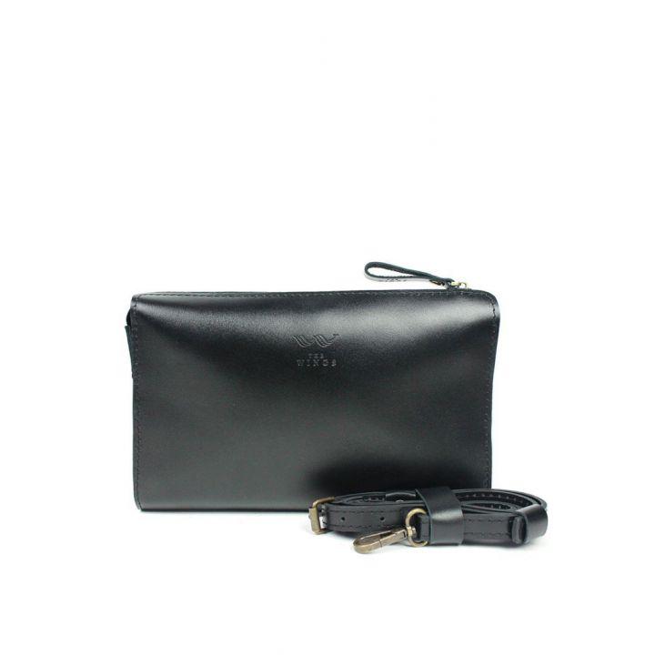 Стильная сумка из натуральной кожи, 78318