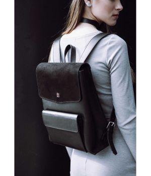 Рюкзак міський Blank - black point