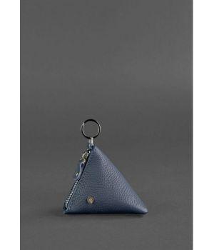 Монетница 2.0 пирамида, синий