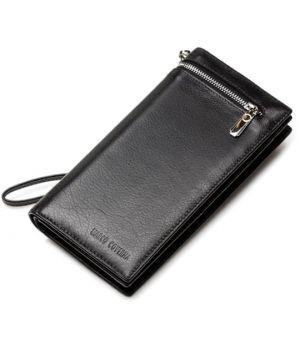 Кожаный клатч HORTON TR0993