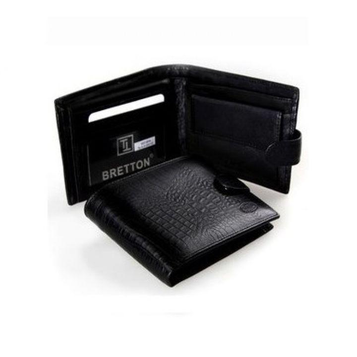 Гаманець SPA шкіра Bretton M37 black