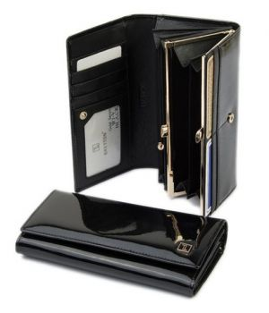 Кошелек Gold кожа Bretton W1-V black