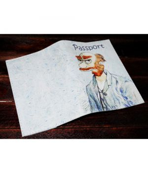 Прикольная обложка на паспорт -Вилли-