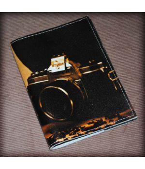 Обкладинка для паспорта -Будні фотографа-
