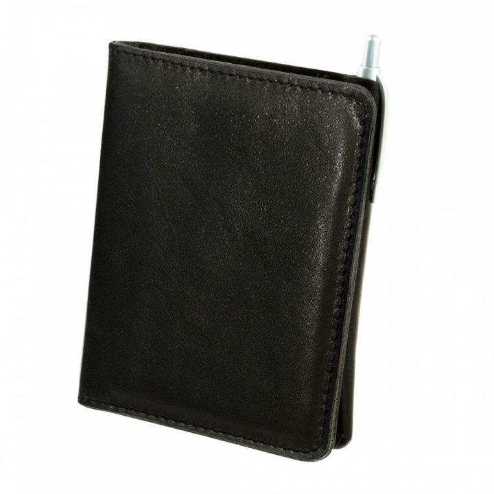 Мужское портмоне из кожи 2.0 Антрацит