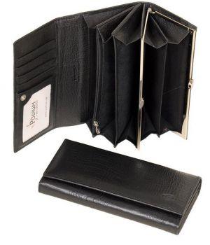 Кошелек SPA кожа Bretton W1-V black