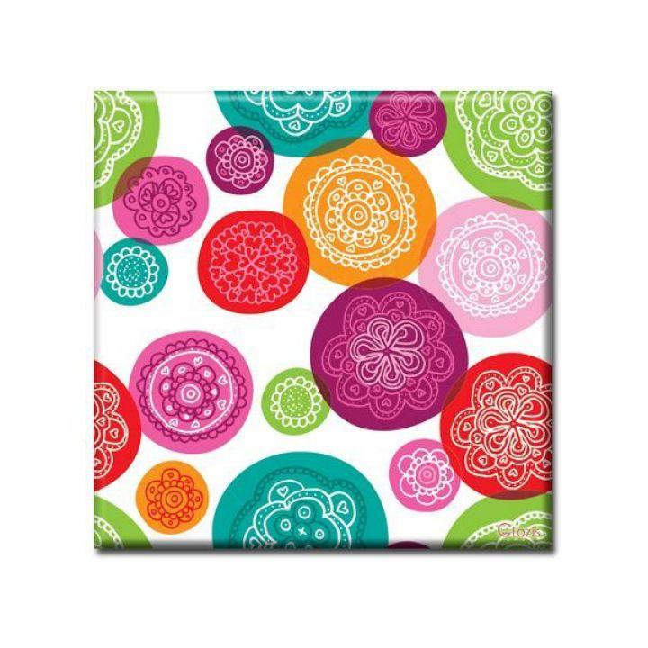 Картина на холсте Glozis Confetti