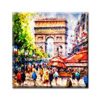 Картина на холсте Glozis Paris