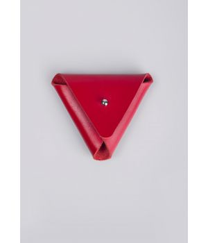 Холдер для наушников Klasni красный K-10-02-01-3