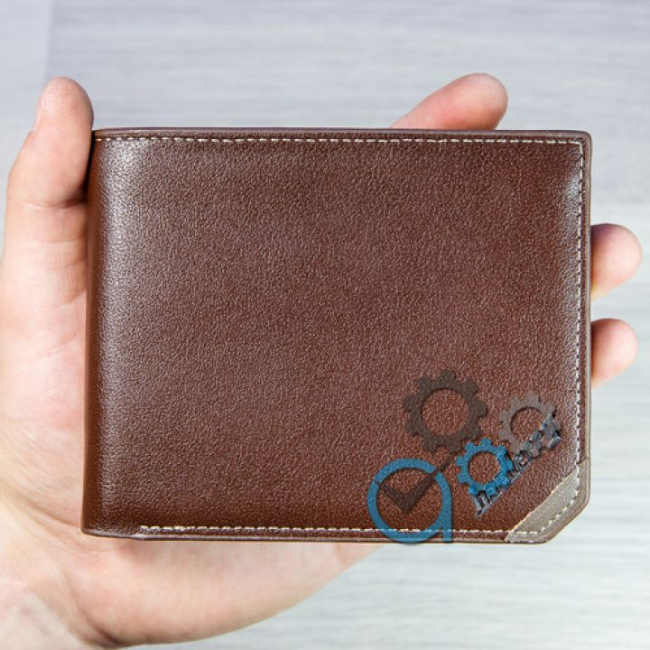 Мужской кошелек SK-3003-0014 Brown