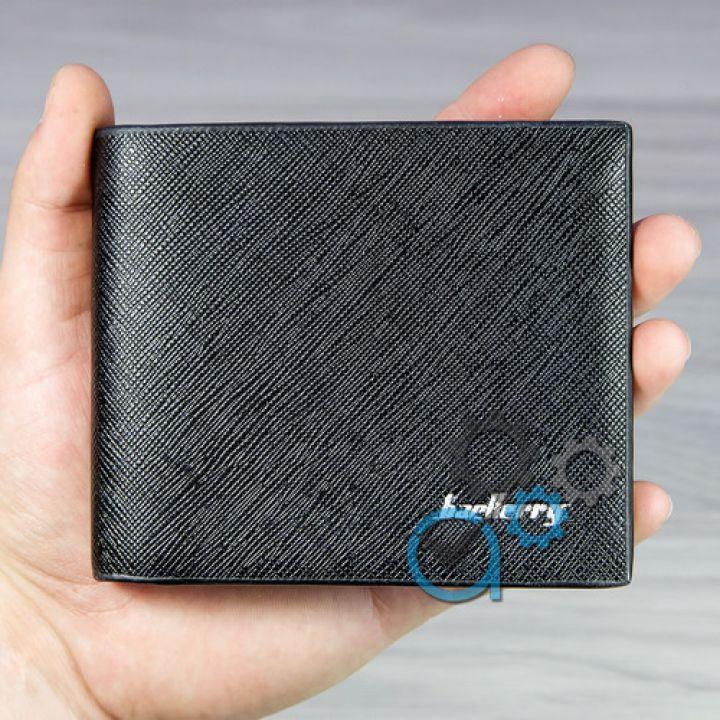 Мужской кошелек SK-3003-0020 Black