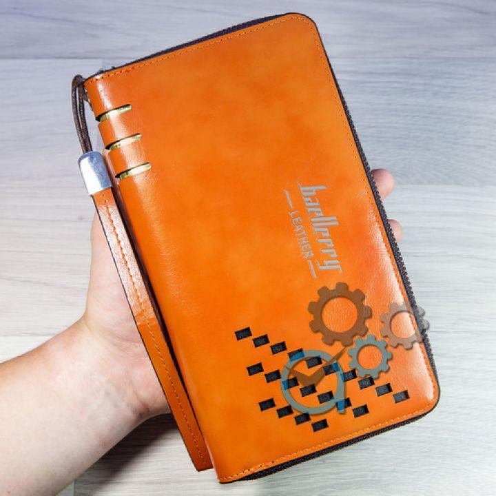 Кошелек-клатч мужской SK-3003-0025 Orange