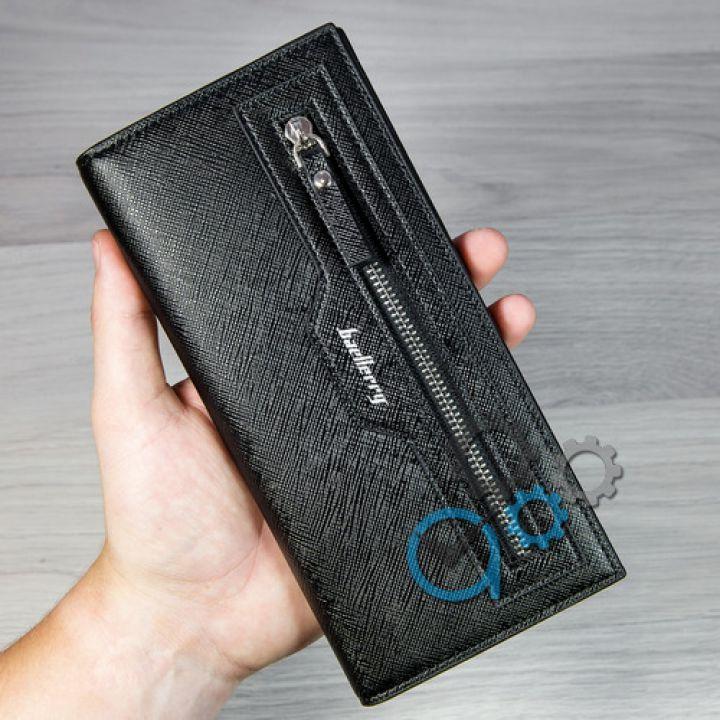Кошелек-клатч мужской SK-3003-0027 Black