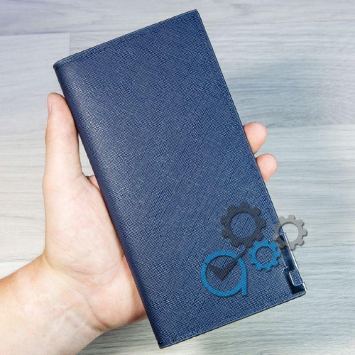 Кошелек-клатч мужской SK-3003-0033 Blue