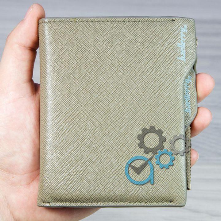 Мужской кошелек SK-3003-0050 Grey