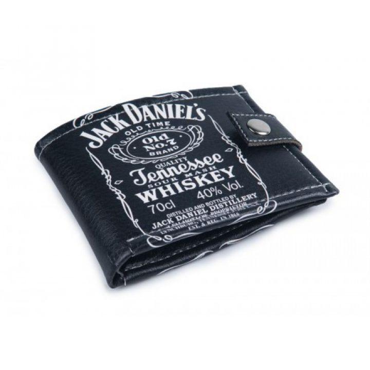 Кошелек мужской с принтом Jack Daniels