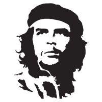Наклейка на авто - Ернесто Че Гевара