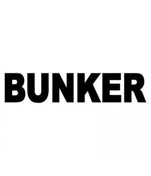Наклейка на авто - Bunker